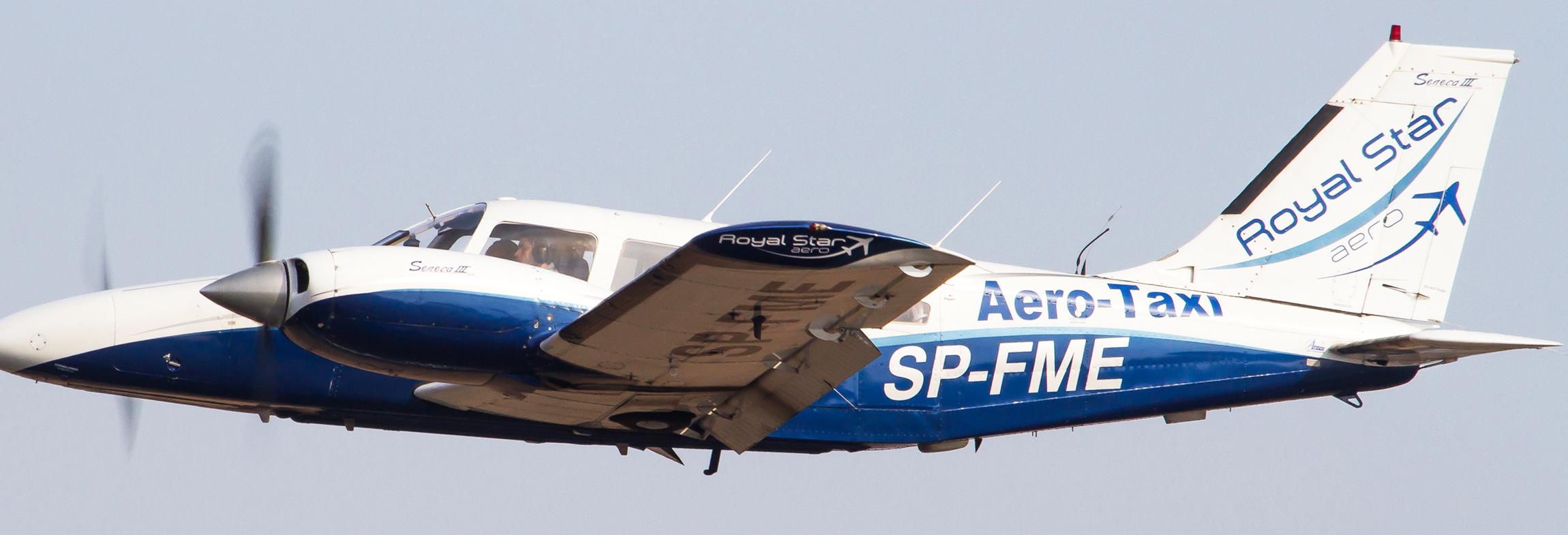 Piper Seneca/M-20 SP-FME