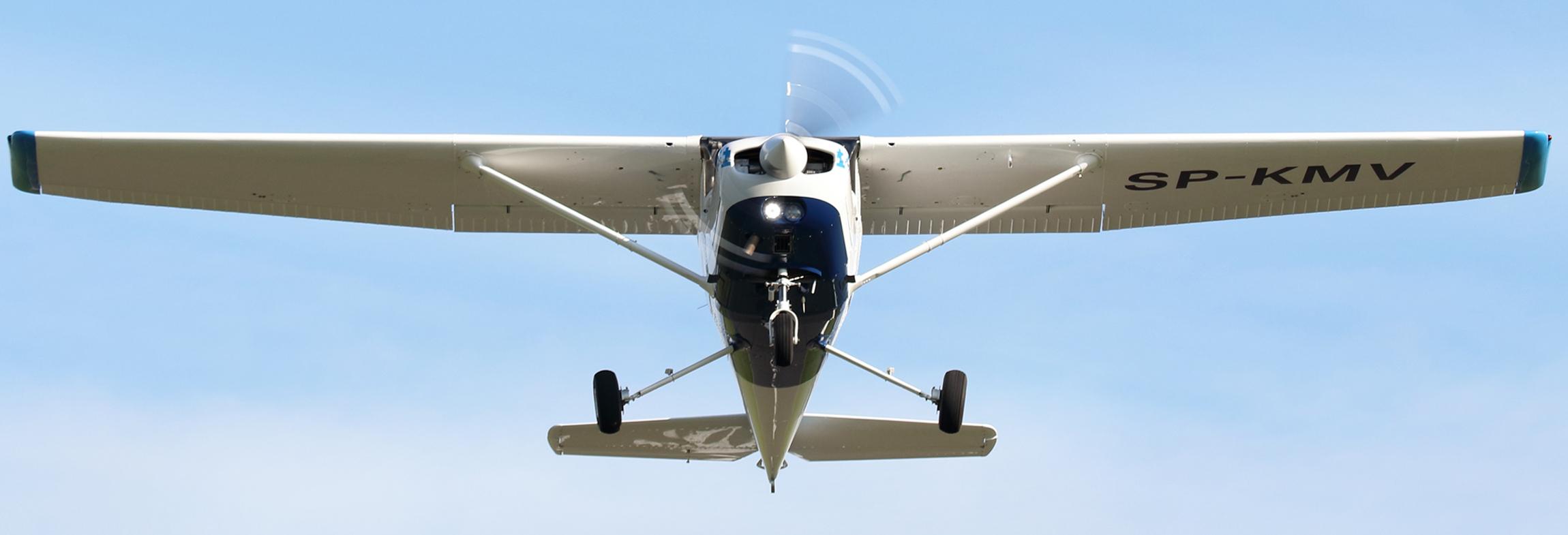 Cessna C-152 SP-KMV