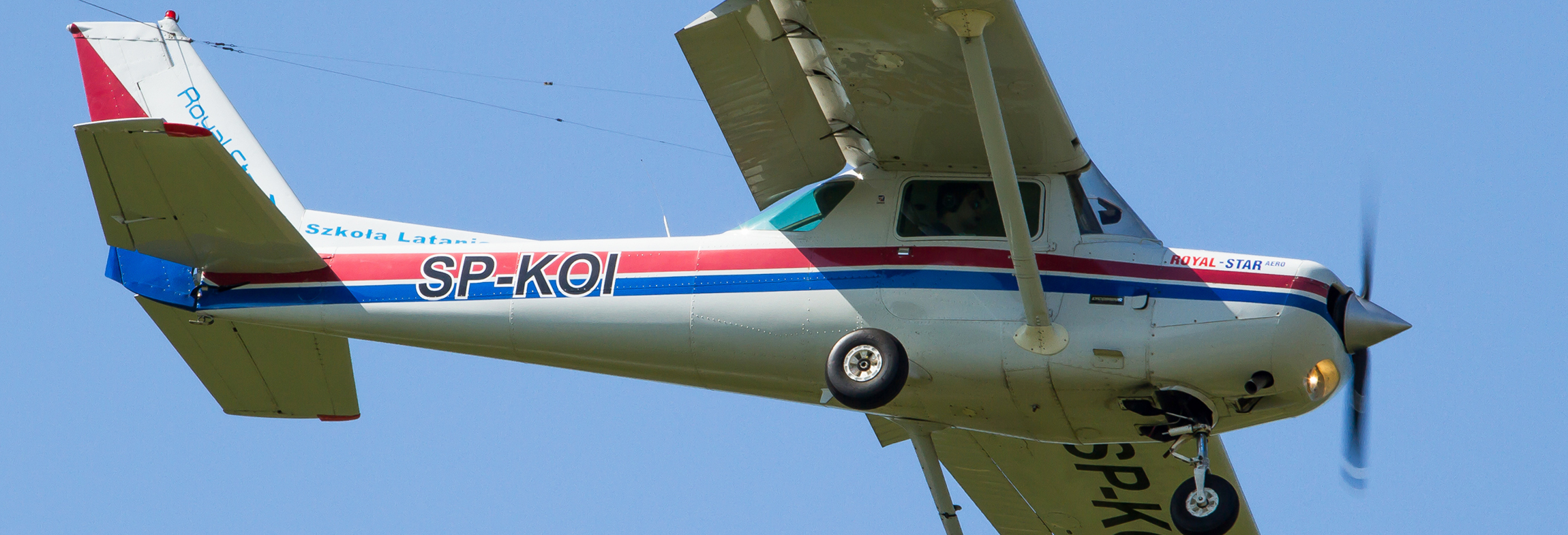 CESSNA C-152 SP-KOI