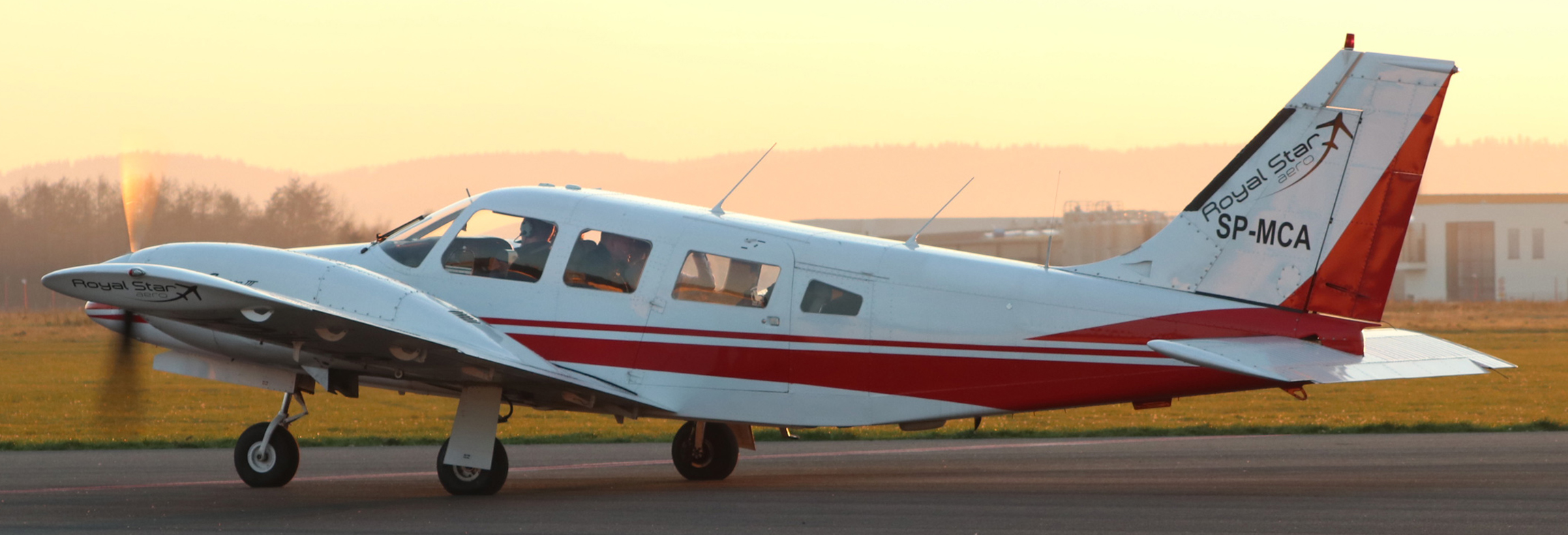 PIPER SENECA SP-MCA