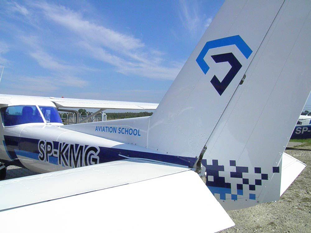 Cessna C-152 SP-KMG